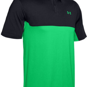 Herren UA Performance 2.0 Poloshirt in Blockfarben-Optik | Harrys Golfshop